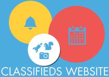 Classifieds Website